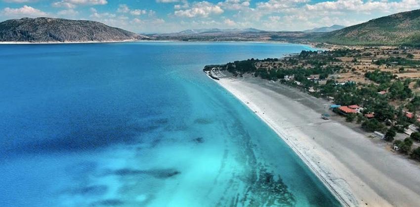 Kurban Bayramı Özel Salda Gölü Pamukkale Çeşme Alaçatı Turu / 1 Gece Otel Konaklamalı